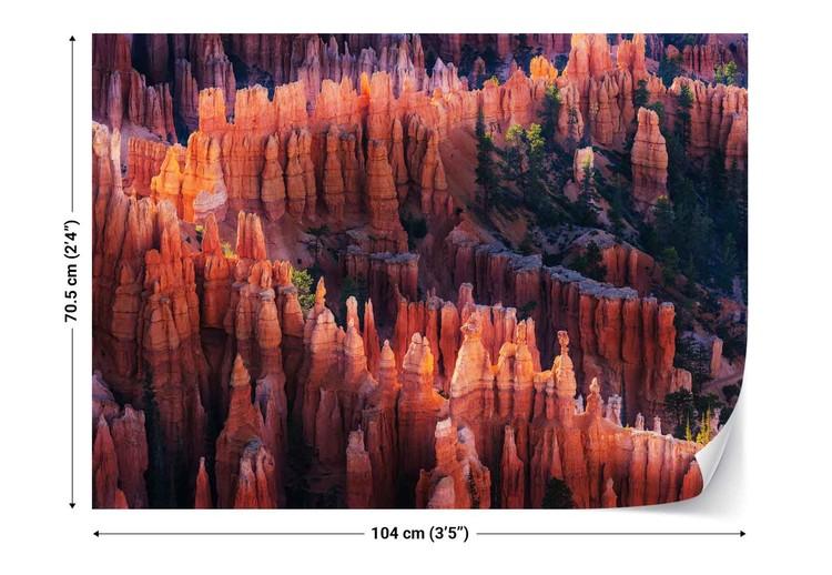 Fototapeta  Bryce Canyon At Sunset