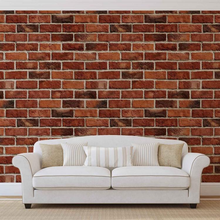 Fototapeta Cihlová stěna
