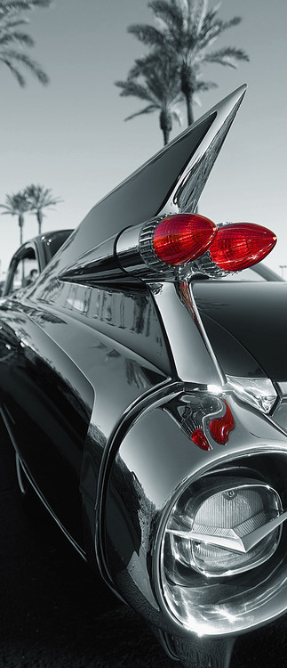 Fototapeta CLASSICS CAR