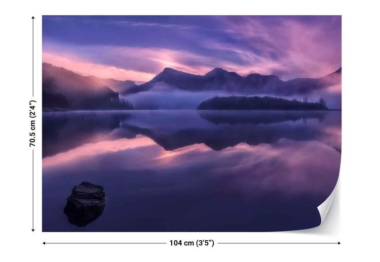 Fototapeta Dawn In Urkulu