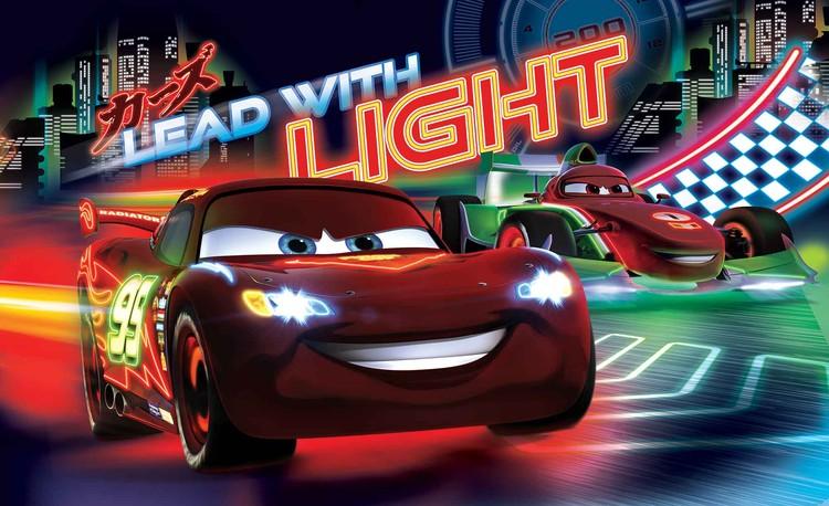 Fototapeta  Disney Auta - Blesk McQueen, Bernoulli
