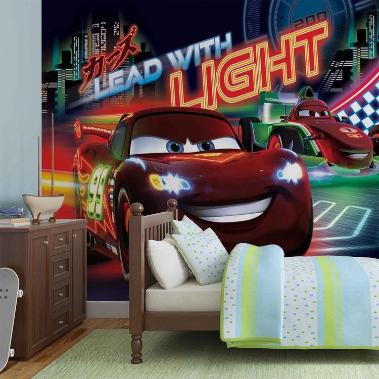 Disney - Auta - Zygzak McQueen Bernoulli Fototapeta