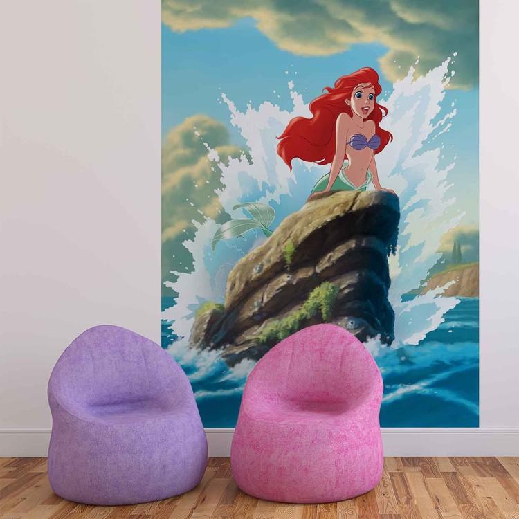 Fototapeta  Disney Malá morská víla Ariel