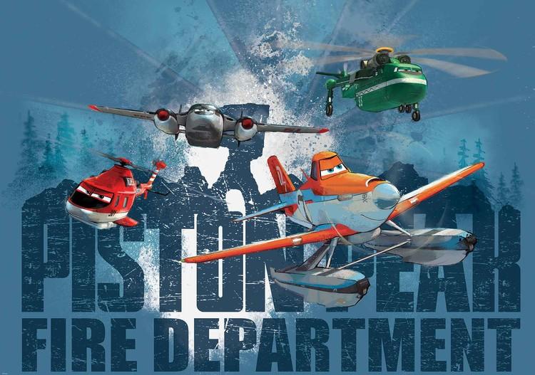 Disney samoloty -  Dusty Blade Windlifter Fototapeta