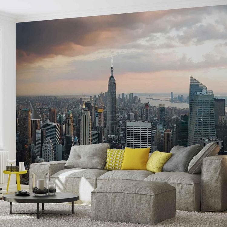 Empire State Building w Nowym Jorku Fototapeta