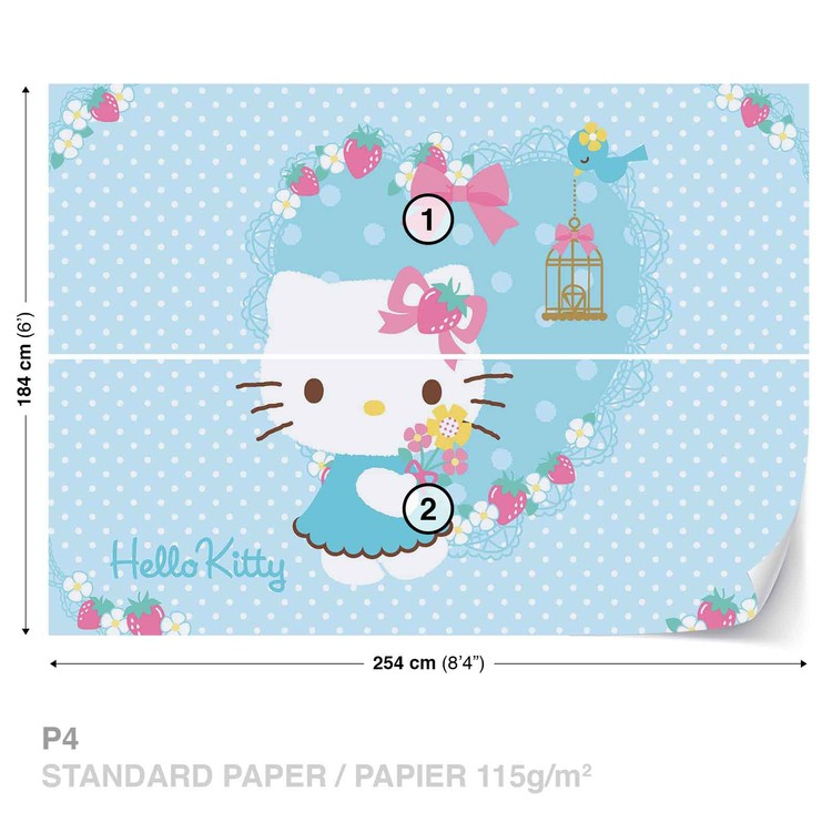 Fototapeta  Hello Kitty