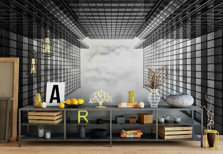 Fototapeta  I-I And Clouds