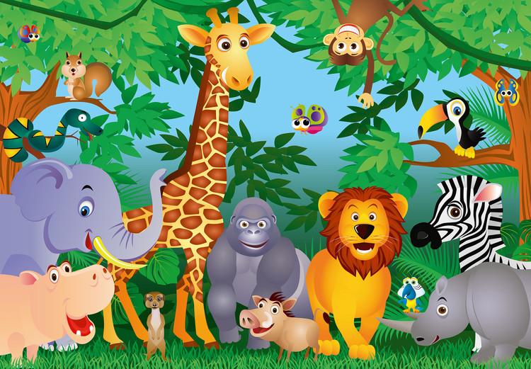 Fototapeta In The Jungle