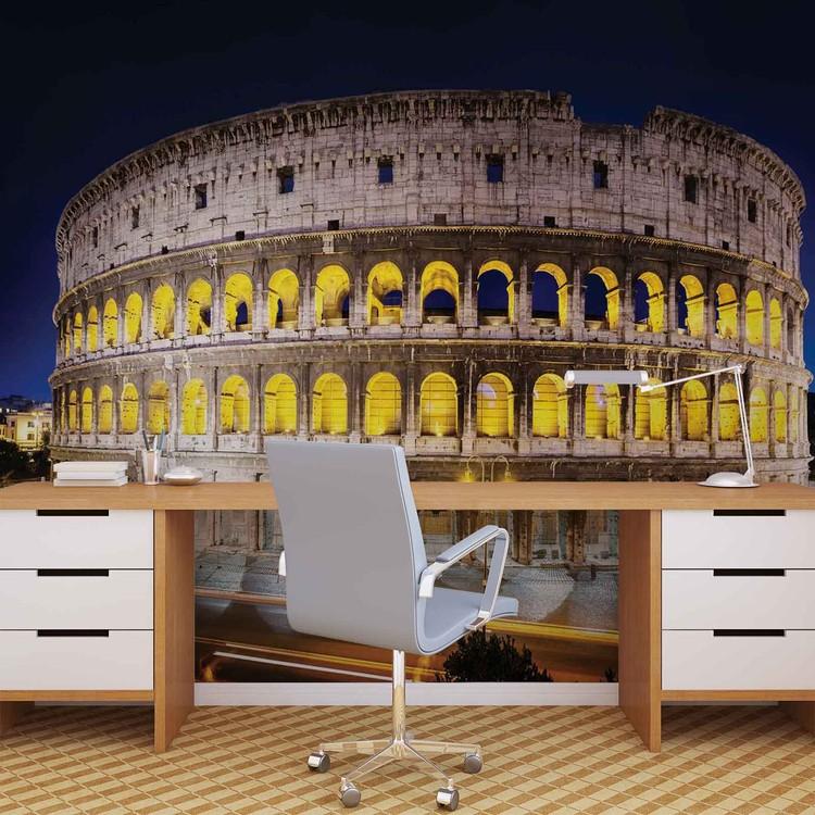 Fototapeta  Koloseum v noci