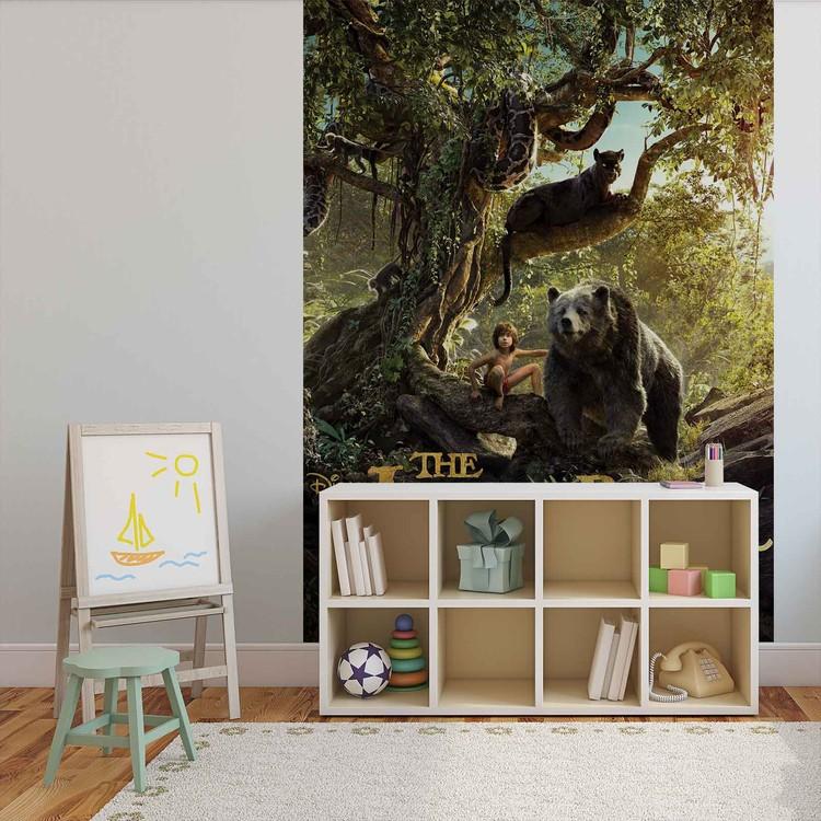 Księga dżungli Fototapeta
