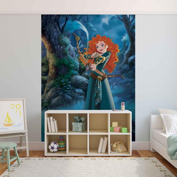Księżniczki Disney'a - Merida Waleczna Fototapeta