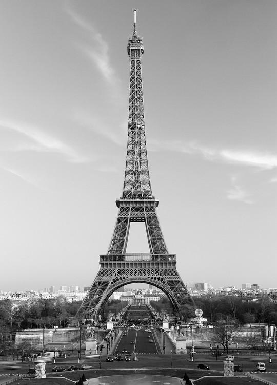 Fototapeta LA TOUR EIFFEL
