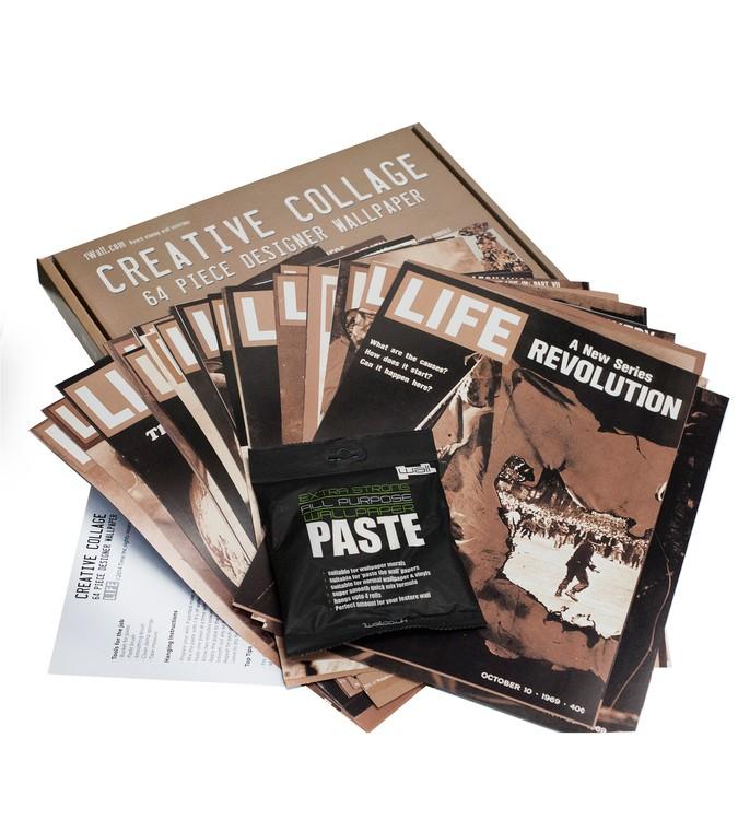 Fototapeta  Life - Front Covers