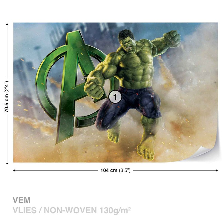 Fototapeta  Marvel Avangers