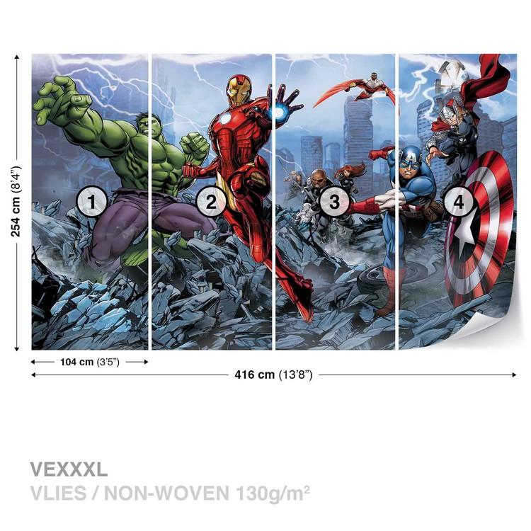 Fototapeta  Marvel Avengers