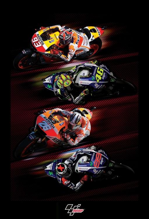 Fototapeta MotoGP
