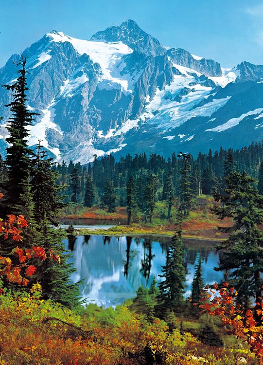 MOUNTAIN PEAK Fototapeta