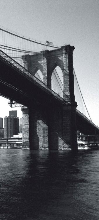 Fototapeta New York - Brooklyn Bridge