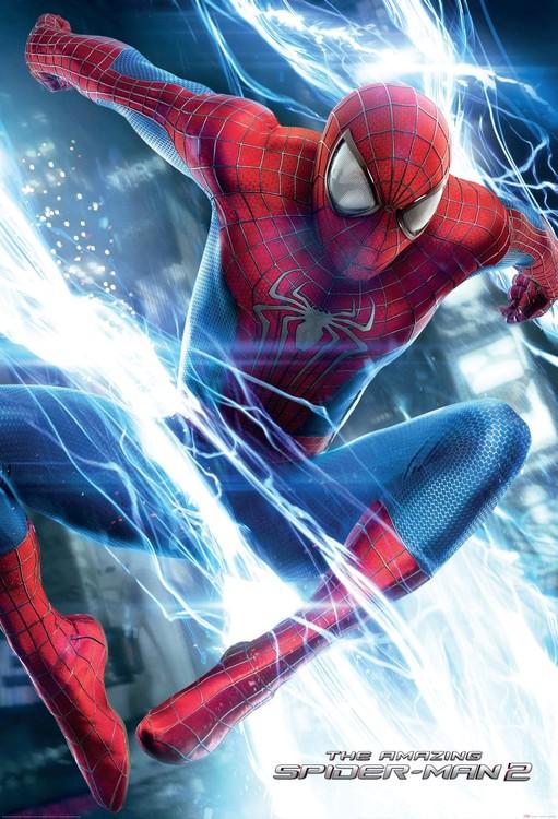 Niesamowity Spider-Man 2 - Leap Fototapeta
