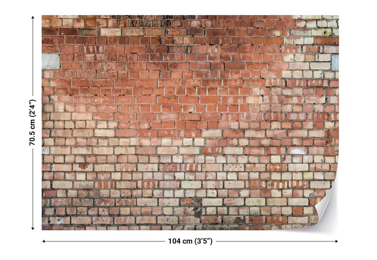 Fototapeta Old Brick