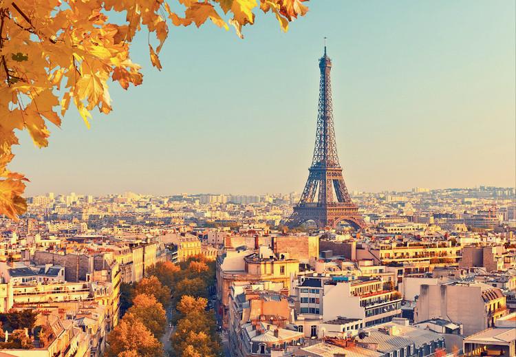 Fototapeta Paris - Eiffel tower