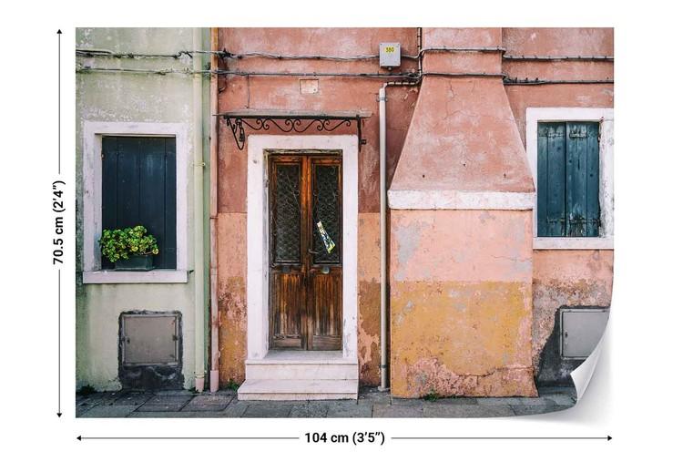 Fototapeta  Pastel Street