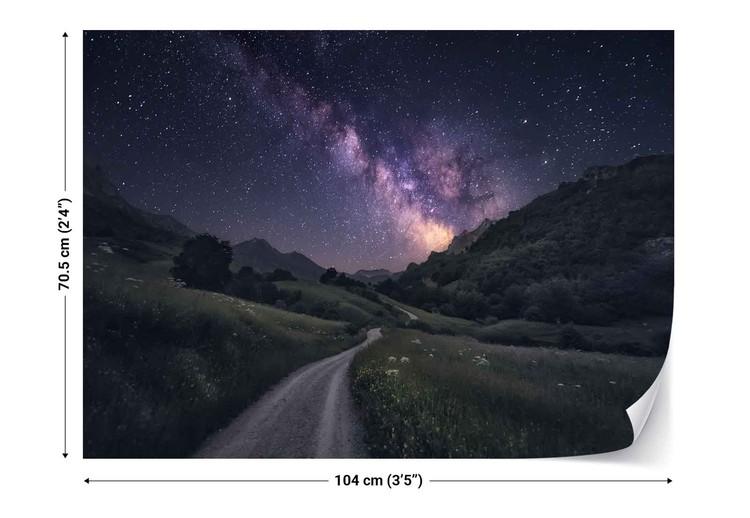 Fototapeta Path To The Stars