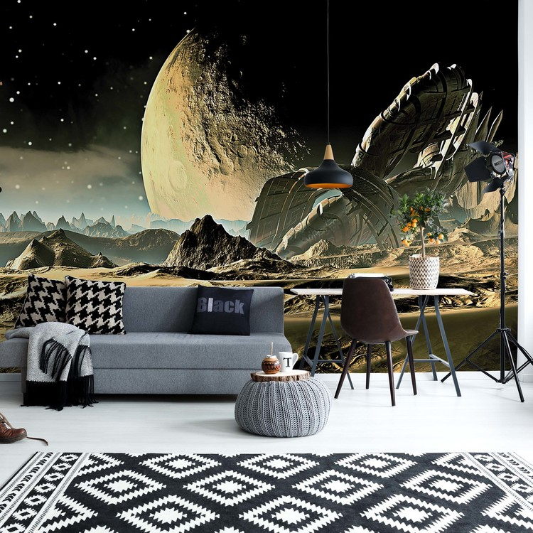 Fototapeta Planets Galaxy Outer Space