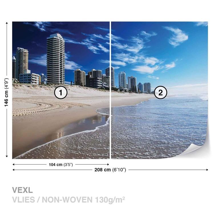 Fototapeta  Pláž Gold Coast