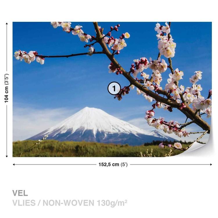 Fototapeta Pohled na hory