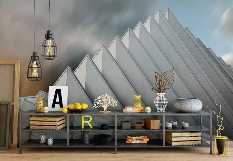 Pyramid Lille Fototapeta