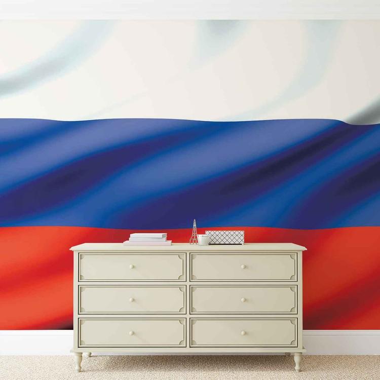 Fototapeta Ruská vlajka