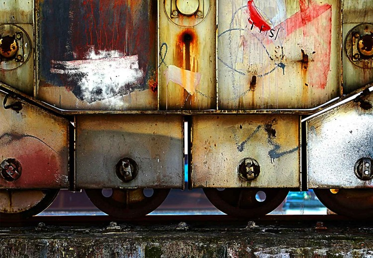 Fototapeta  Rusty Train