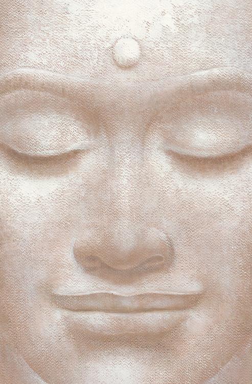 SMILING BUDDHA - wei ying wu Fototapeta