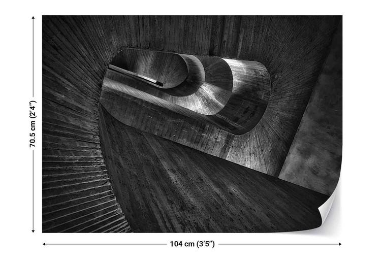 Fototapeta  Staircase Concrete