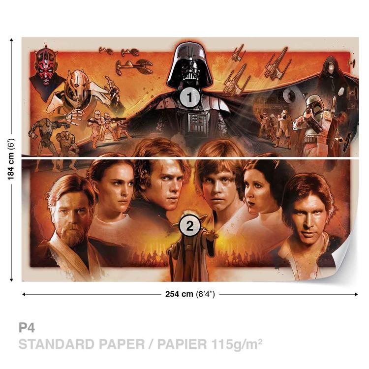 Fototapeta  Star Wars Force Awakens