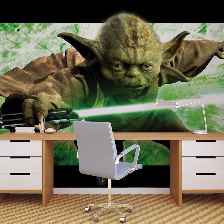 Fototapeta  Star Wars Mistr Yoda