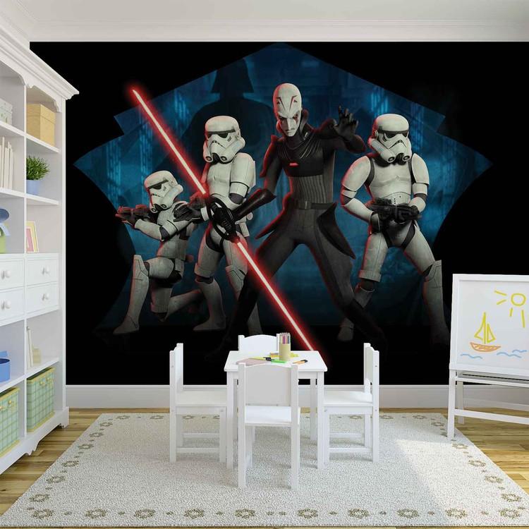 Fototapeta  Star Wars Rebeli Inkvizitor Sith