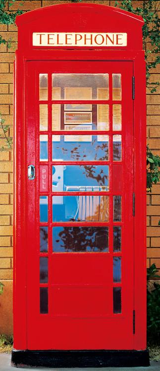 Fototapeta TELEPHONE BOX