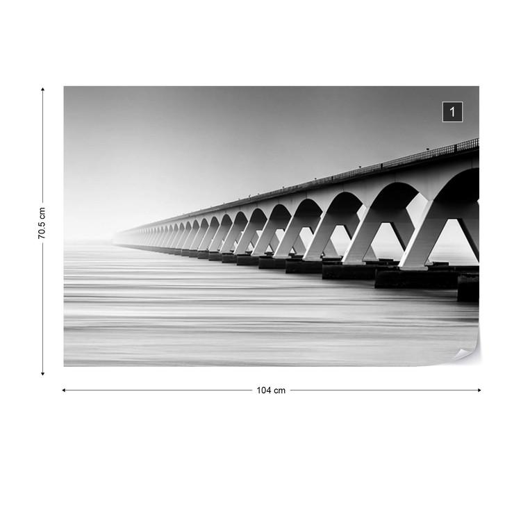 Fototapeta The Endless Bridge