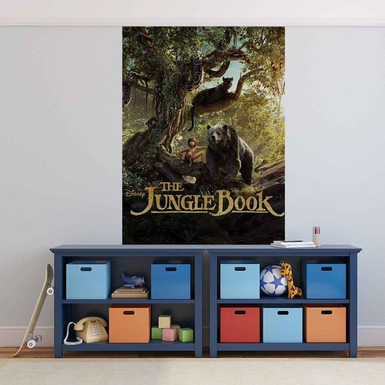 Fototapeta The Jungle Book