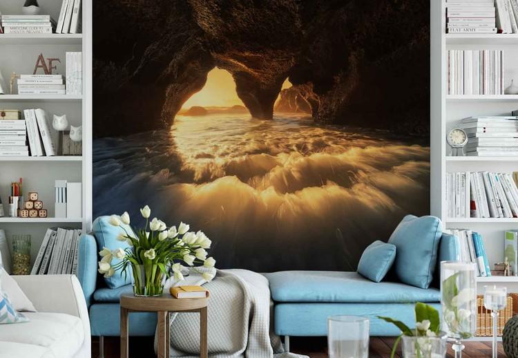 Fototapeta  The Secret Sea Cave