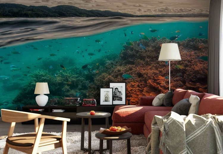 Fototapeta Uri Marine Reserve