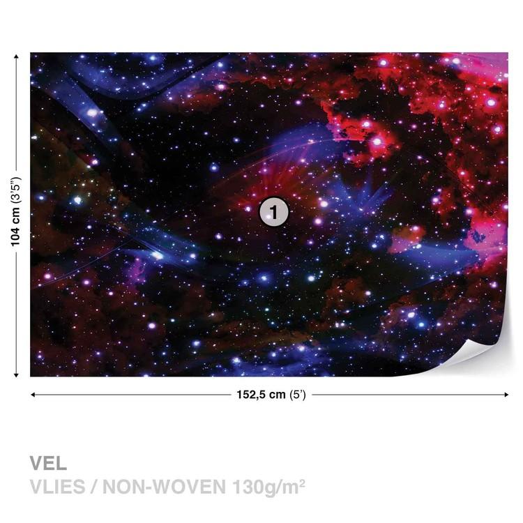 Fototapeta  Vesmír, galaxia, hviezdy