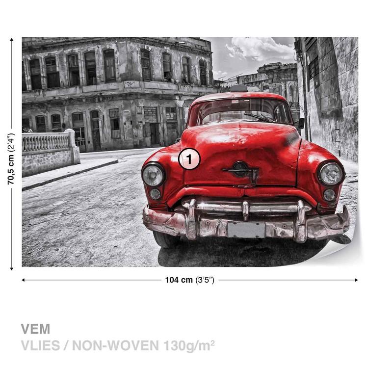 Fototapeta  Vintage Car