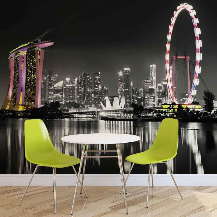 Widon na Singapur Fototapeta