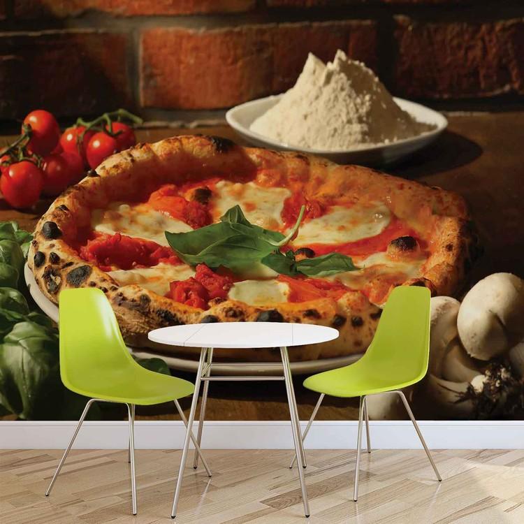 Włoska Restauracja Fototapeta
