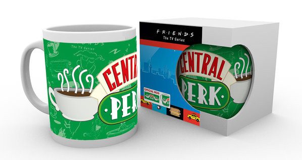 Šalice Friends TV - Central Perk