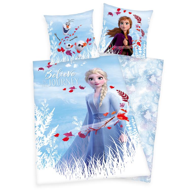 Povlečení Frozen 2 - Believe in Journey