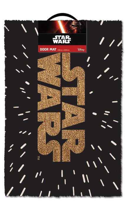 star wars logo fu matte poster kunstdruck bei europosters. Black Bedroom Furniture Sets. Home Design Ideas
